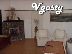 Rent apartments 2 RAC. luxury in the center close to the promenade and - Apartments for daily rent from owners - Vgosty