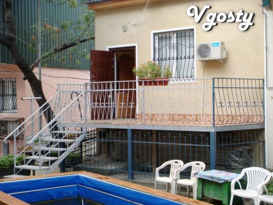 Luxury apartment by the sea from the master - Apartments for daily rent from owners - Vgosty