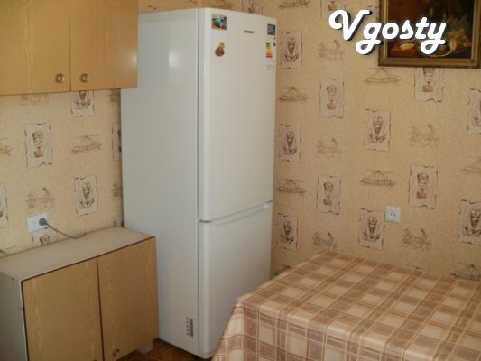 Cdam apartment turnkey - Apartments for daily rent from owners - Vgosty