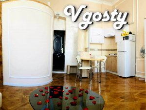 Daily 1-bedroom. Mazepa-Sich Riflemen, № 3 (weaving) - Apartments for daily rent from owners - Vgosty
