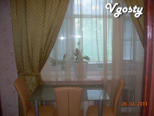 Rent an apartment. - Apartments for daily rent from owners - Vgosty