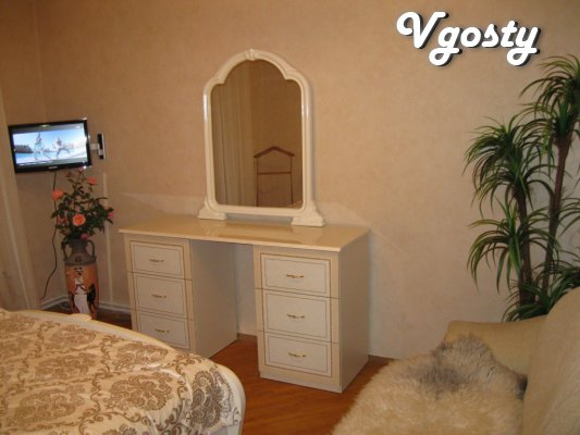 I rent my rent two-bedroom. apartment in the quiet center - Apartments for daily rent from owners - Vgosty