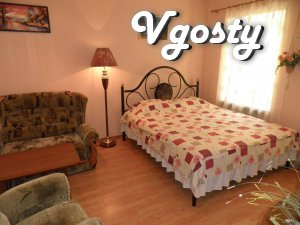 Daily rent one-bedroom apartment in the center (Nakhimov Square) - Apartments for daily rent from owners - Vgosty