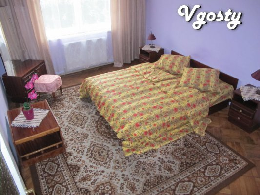 Rent by the day center - Apartments for daily rent from owners - Vgosty