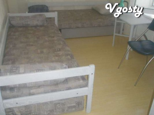 Lermontov Lane, your yard, BBQ, garage, two adjacent rooms, 4 months c - Apartments for daily rent from owners - Vgosty