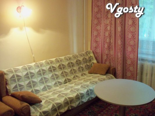 Shevchenko Boulevard 38, M. Vokzalna - Apartments for daily rent from owners - Vgosty