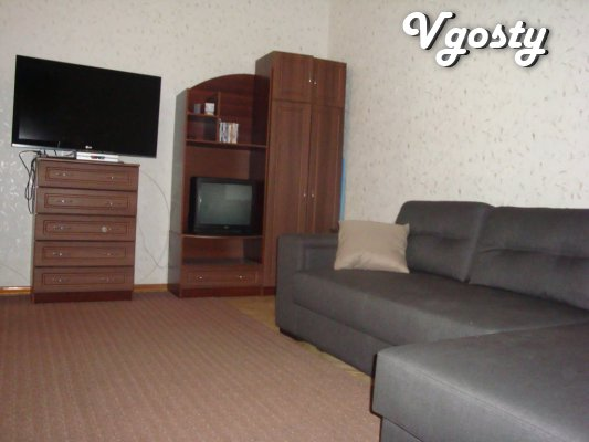 For short term rent 1-room apartment in the center of Kiev - Apartments for daily rent from owners - Vgosty