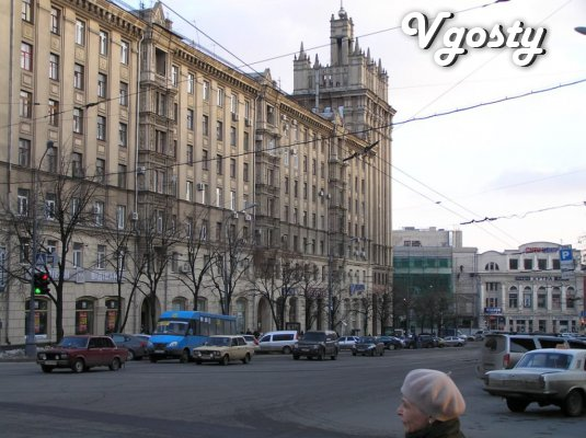 Daily 2kv square with 4 beds from 2 + 2 + 2 + 2Centre m.Sovetskaya - Apartments for daily rent from owners - Vgosty