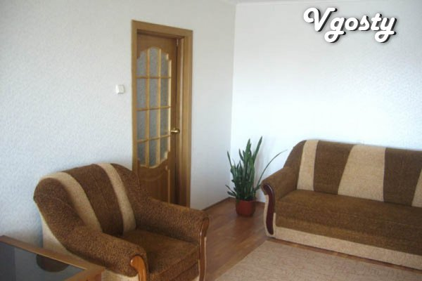 Apartment for rent in Vinnitsa - Apartments for daily rent from owners - Vgosty