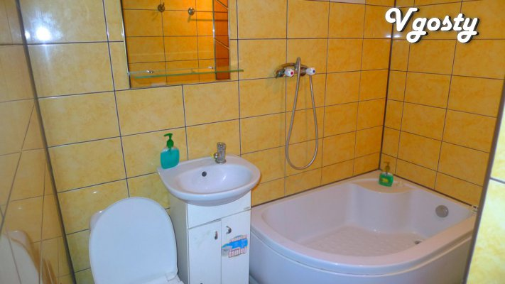Rent apartment in the city center - Apartments for daily rent from owners - Vgosty