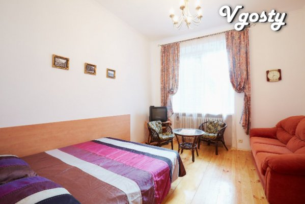 """Center. House """"Polish Suite"""" WiFi - Apartments for daily rent from owners - Vgosty"""