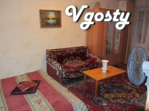 own apartment center WI-FI - Apartments for daily rent from owners - Vgosty