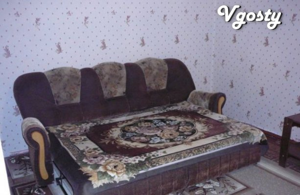 I rent 2 rooms. in the city center, bus station - Apartments for daily rent from owners - Vgosty