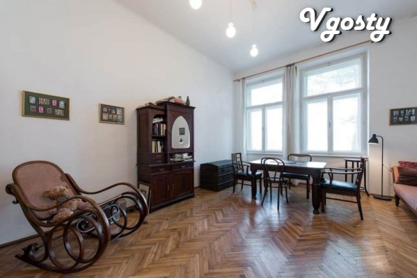 Three-room retro corner - Apartments for daily rent from owners - Vgosty