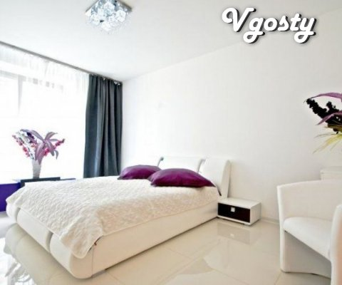 European-level accommodation - Apartments for daily rent from owners - Vgosty