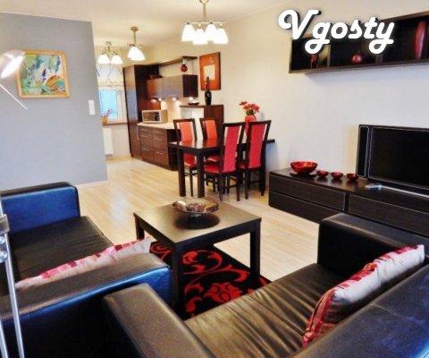 Отлично обустроенная квартира посуточно - Квартири подобово без посередників - Vgosty