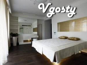 Dvuhkomnatnaya apartment with designer renovation - Apartments for daily rent from owners - Vgosty