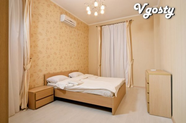 Trehkomnatnaya class apartment suites (84 sq.m.) - Apartments for daily rent from owners - Vgosty