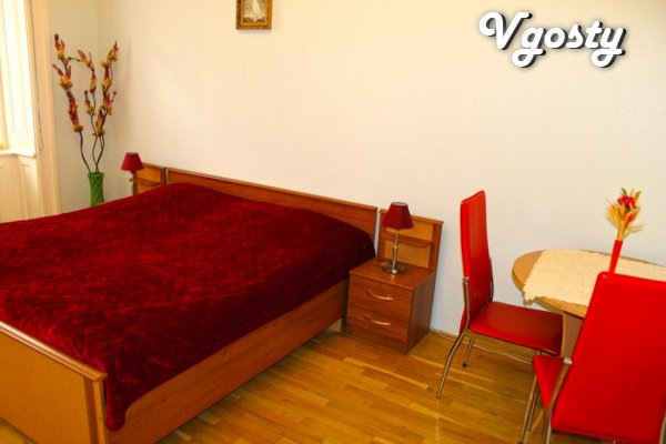 Sun and Warm apartment for 7 days at man - Apartments for daily rent from owners - Vgosty