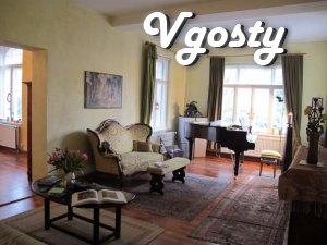 Neobыchayno uyutnaya trehkomnatnaya apartment in the city center - Apartments for daily rent from owners - Vgosty