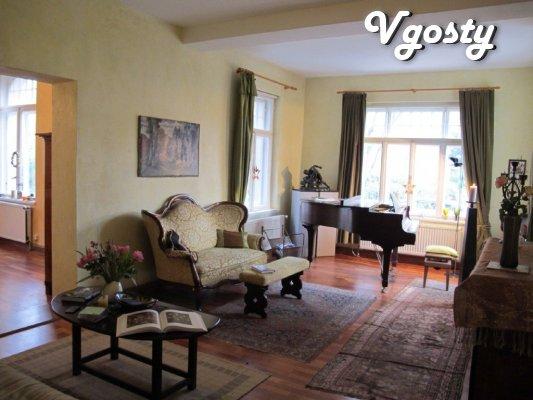 Neobыchayno uyutnaya trehkomnatnaya apartment in the city center - Apartments for daily rent from owners - Vgosty