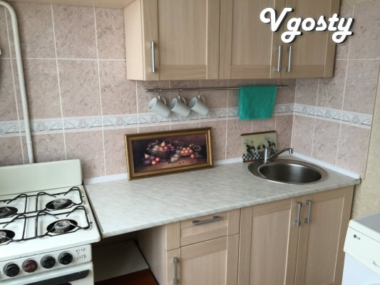 Rent three-room apartment (Birch) - Apartments for daily rent from owners - Vgosty
