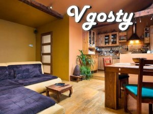 Dvuhurovnevaya apartment in tree - Apartments for daily rent from owners - Vgosty
