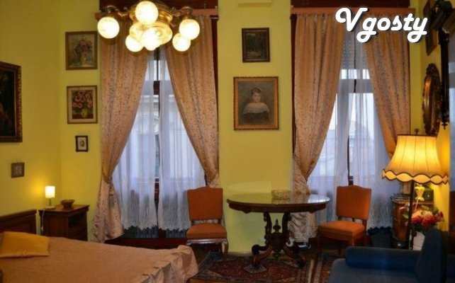 Retro and Lvov - a successful tandem - Apartments for daily rent from owners - Vgosty