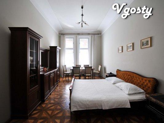 4-х комнатная квартира в самом сердце Львова - Квартири подобово без посередників - Vgosty