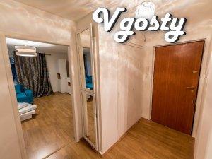 Изысканные апартаменты «Морское побережье» - Wohnungen zum Vermieten - Vgosty