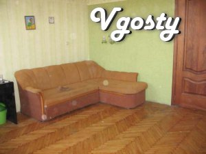 5-seat apartment - Apartments for daily rent from owners - Vgosty