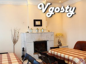 Blahoustroenыy mansion for eight man rent - Apartments for daily rent from owners - Vgosty