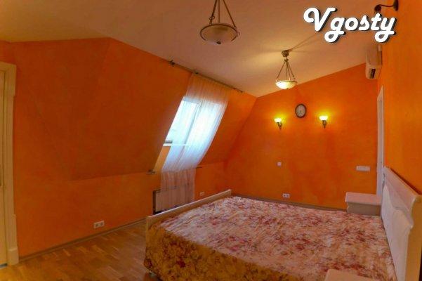 Shestykomnatnaya apartment ploschadyu 205 sq.m. - Apartments for daily rent from owners - Vgosty