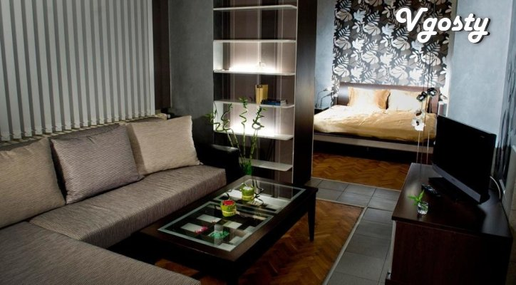 Neprevzoydennaya flat business class in Modern Style - Apartments for daily rent from owners - Vgosty