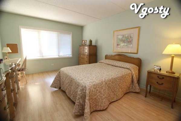 Sdayu uyutnuyu two-room apartment in the city of Central parts for 4 - Apartments for daily rent from owners - Vgosty