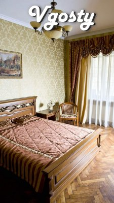 Groomed odnokomnatnaya apartment - Apartments for daily rent from owners - Vgosty