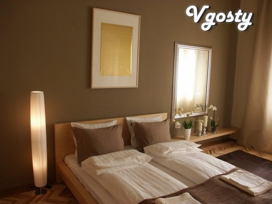 Dvuhkomnatnыe Apartments in style kynofylma - Apartments for daily rent from owners - Vgosty