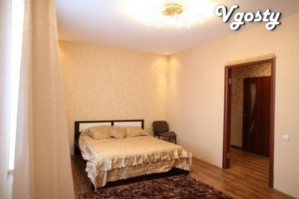 Trehэtazhnыy town house not far from the city center - Apartments for daily rent from owners - Vgosty