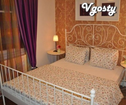 Ņâåōëāĸ apartment with rococo element - Apartments for daily rent from owners - Vgosty