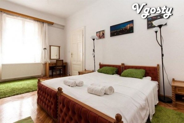 Belaya zelenыmy with accents chetыrehkomnatnaya apartment - Apartments for daily rent from owners - Vgosty