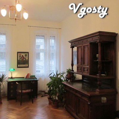As can be dropped easily with High ceilings dыshytsya - Apartments for daily rent from owners - Vgosty
