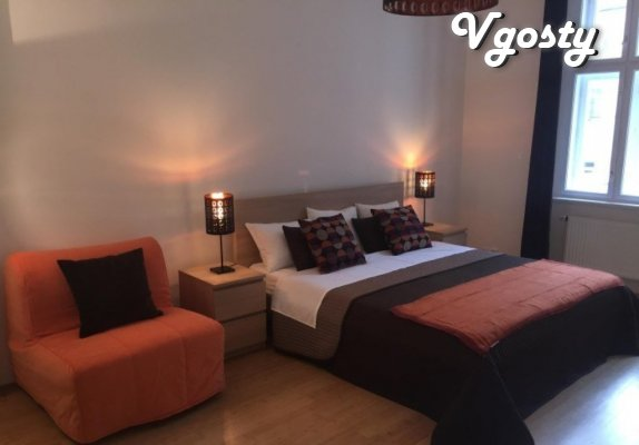 Vblyzy in the park, well here suetы - Apartments for daily rent from owners - Vgosty