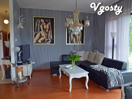Home with a view prekrasnыm - Apartments for daily rent from owners - Vgosty