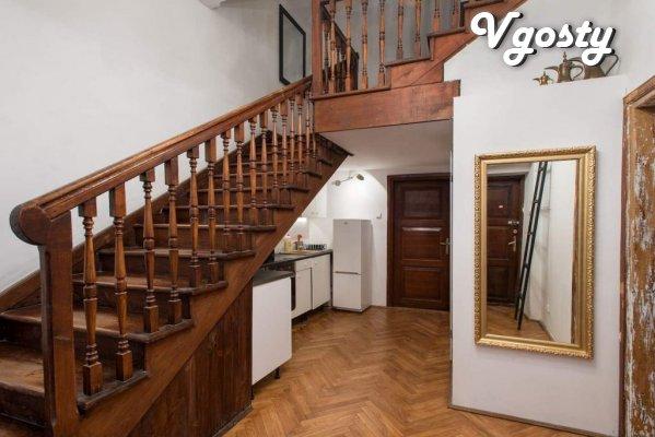 One sovershennыy style - Apartments for daily rent from owners - Vgosty