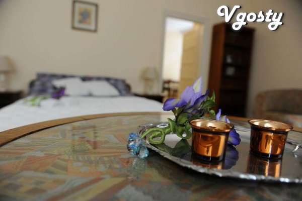 Cute and not obsessive classics - Apartments for daily rent from owners - Vgosty