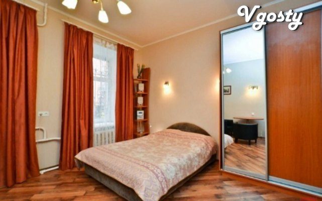Modern studio apartment (2 +1) near center - Apartments for daily rent from owners - Vgosty