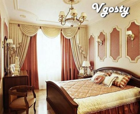 Udobnaya and Ņâåōëāĸ 4-room apartment with Correct planyrovkoy - Apartments for daily rent from owners - Vgosty