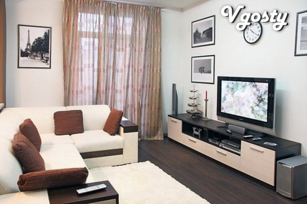 Trehkomnatnыe Apartments in the Pacific Street - Apartments for daily rent from owners - Vgosty