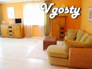 Sovershennaya, stylnaya and cozy apartment in Told - Apartments for daily rent from owners - Vgosty