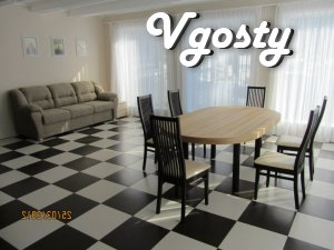 Modern Scandinavian Style Mansion in - Apartments for daily rent from owners - Vgosty